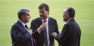 ضد حال به بارسلونا برای بازی انتقامی مقابل بایرن