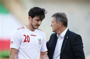 آخرین وضعیت نیمکت تیم ملی پیش از بازی سوریه
