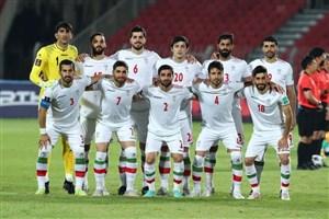ترکیب تیم ملی برابر سوریه اعلام شد