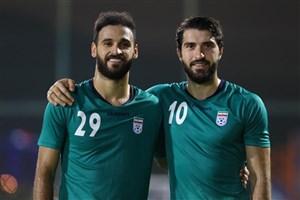 ترکیب احتمالی تیم ملی برای بازی با سوریه