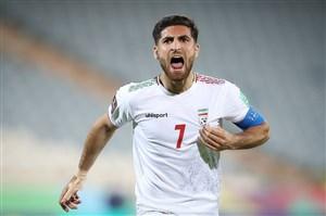 ایران 1- سوریه 0؛ اولین قدم برای جام جهانی