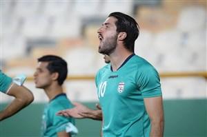 نقش موثر دو کریم در موفقیت تیم ملی مقابل  سوریه