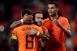 توقف فرانسه و پیروزی هلند در مقدماتی جام جهانی