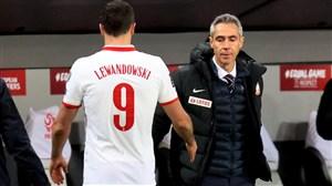 لواندوفسکی باید در تیمملی شش برابر بایرن تلاش کند