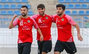ترکیب استقلال تاجیکستان برابر پرسپولیس