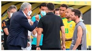 پیروزی 3-0 آرژانتین؛ برزیل نقره داغ می شود؟