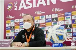 ادووکات: عراق بازیکنان مبارزی دارد که تسلیم نمیشوند