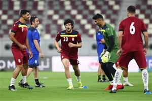تیم ملی تا دیدار ششم بدون بازی تدارکاتی