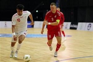 طیبی مرحله گروهی جام جهانی فوتسال را از دست داد