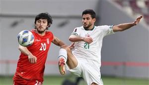 عراق – ایران؛ بدون حتی یک کرنر از سوی دو تیم!