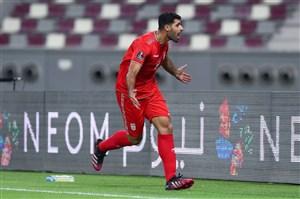 یک شورولت در خط حمله تیم ملی ایران!(عکس)