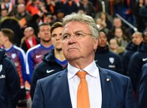 رسمی: گاس هیدینک از دنیای فوتبال خداحافظی کرد