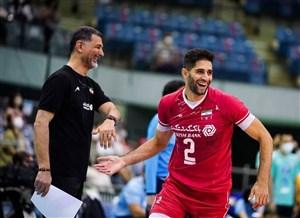 پیروزی شاگردان عطایی مقابل پاکستان در بازی سوم