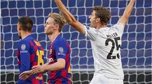 قاتل بارسلونا به دنبال تکرار درخشش گذشته