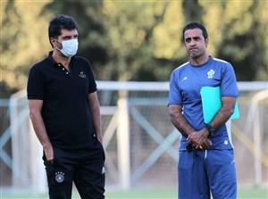 حسینی و تارتار قبل از شروع لیگ بهم رسیدند