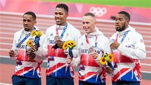 3 دونده ای که به آتش اوجاه خواهند سوخت؛/ یک نقره المپیک از بریتانیا کم می شود