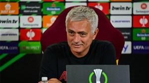 مورینیو: پلگرینی عالی بود اما رم خوب بازی نکرد