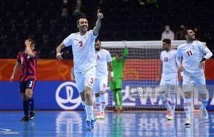 ایران 4- آمریکا 2؛ آماده تقابل با قهرمان جهان
