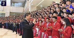 قدرتنمایی چین در برابر ژاپن با برگزاری مسابقات ملی