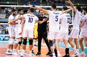 بلیت جهانی 2022 برای والیبال ایران رزرو شد