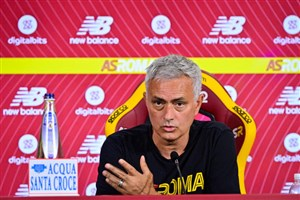 مورینیو: نگران انگیزه بازیکنان رم در دربی نیستم