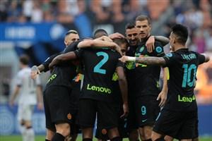 اینتر 6 - 1 بولونیا؛ برای فراموشی کابوس رئال مادرید