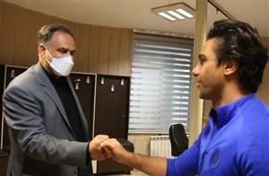 استعفای احمد مددی؛ فرهاد مجیدی در انتظار مدیرعامل چهارم