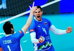 والیبال قهرمانی اروپا؛ ایتالیا به فینال رسید