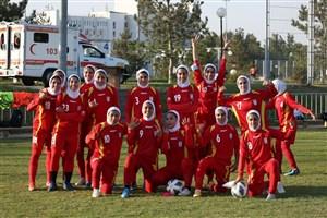 ترکیب تیم ملی فوتبال زنان برای دیدار با بنگلادش