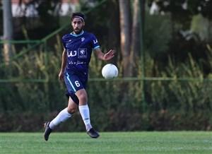 نادر محمدی: یک هفته برای این برد تمرین کردیم