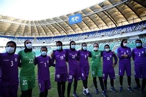 اولین اردوی تیم ملی زنان پس از تاریخسازی تاشکند