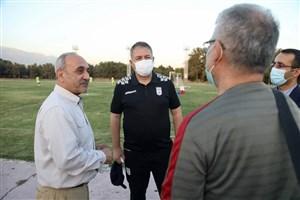اسکوچیچ: ویسی شناخت خوبی از فوتبال خوزستان دارد