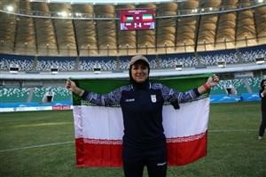ایراندوست :فوتبال زنان ایران هنوز نوپاست