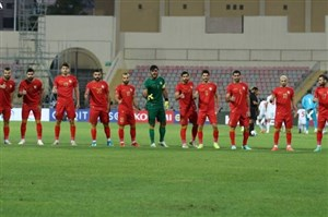 دیدار دوستانه حریف تیم ملی فوتبال ایران برابر چین