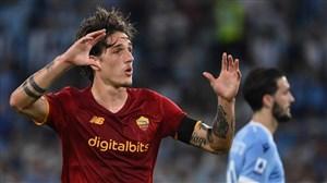 عصبانیت شدید ستاره رم از برخورد هواداران لاتزیو