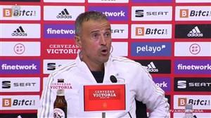 واکنش جالب انریکه به احتمال بازگشت به بارسلونا