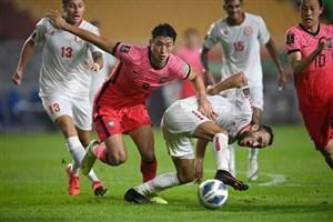 برد بزرگ کره جنوبی در لحظه آخر