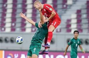 نتیجه دلخواه ایران در بازی عراق و لبنان