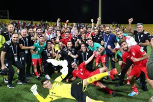 امارات 0- ایران 1؛ تاخت و تاز تا جام جهانی