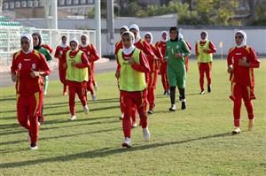 خبر ویژه: تیم ملی فوتبال زنان به اردوی بلژیک میرود