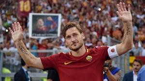 توتی: اگر از رم میرفتم، فقط برای رئال بازی میکردم