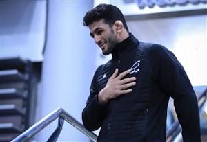 یزدانی عضو کمیسیون ورزشکاران اتحادیه جهانی شد