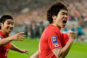 تلخ ترین لحظه تاریخ برابر کره جنوبی! (عکس)