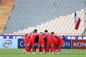 جشن یک امتیازی کره؛بهترین خط حمله آسیا متوقف شد