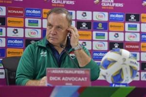 مربی عراق: می توانستیم تیم برنده میدان باشیم