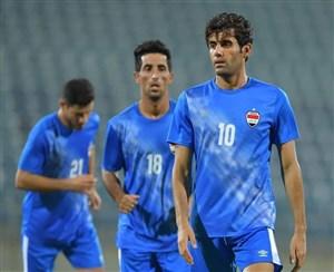 چهار بازیکن تیم ملی عراق اخراج شدند