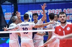 پانزدهمین تاجگذاری باشگاهی والیبال ایران در آسیا