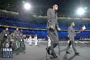 مراسم هفته و روز ملی پارالمپیک برگزار شد