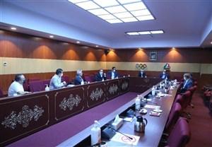 چهارمین نشست ستاد فنی بازیهای آسیایی داخل سالن