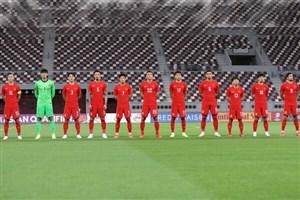 انصراف چین از مسابقات فوتبال زیر ۲۳سال آسیا